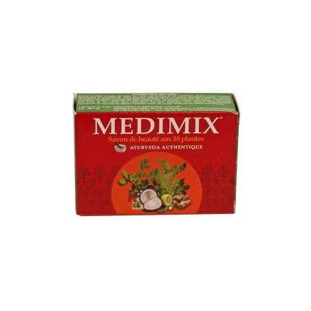 Medimix savon ayurvédique aux 18 plantes Herbamix