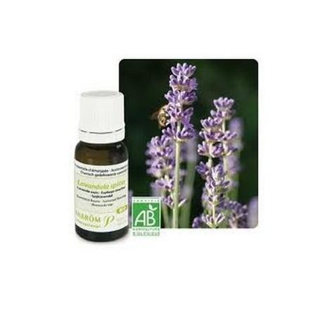 Aceite esencial de lavanda orgánica Aspic 10ml - Aromathérapie Pranarom