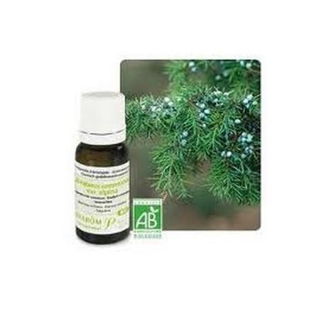 Enebro común bio Aceite esencial 5ml - Aromaterapia Pranarom