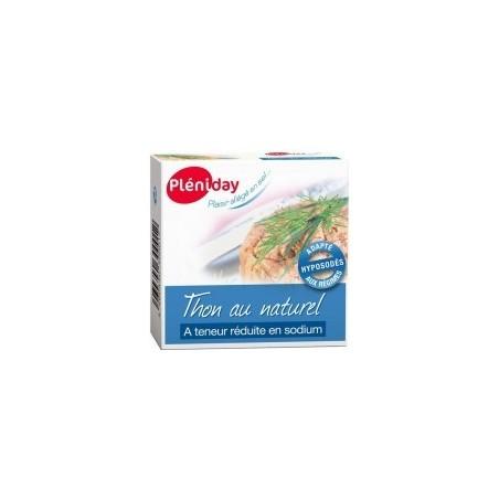 Thon au naturel allégé en sel - Pléniday