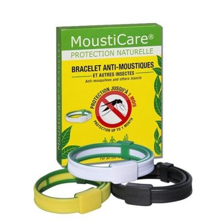 Pulsera antimosquitos Repelente de insectos - Mousticare