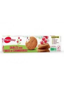 Biscuits sablés pepites de chocolat 150g - Diététique bio Pléniday