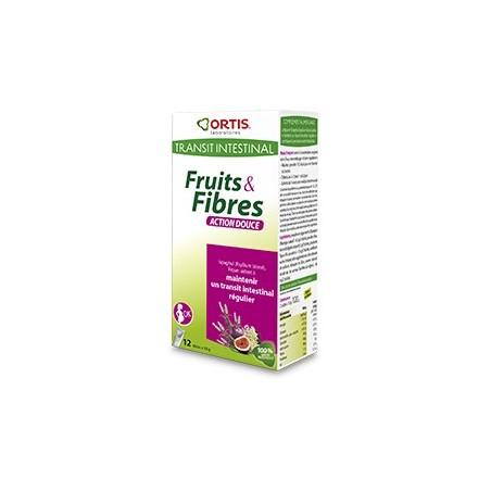 Fruits & Fibres Femme enceinte Action douce - Transit intestinal Ortis